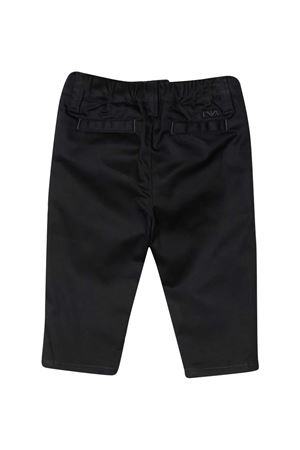 Pantaloni chino blu Emporio Armani kids EMPORIO ARMANI KIDS | 9 | 3KHP054N51Z0920
