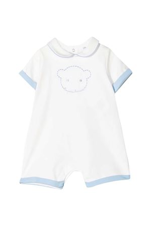 Emporio Armani Kids white baby suit EMPORIO ARMANI KIDS | 75988882 | 3KHV784JGCZ0104