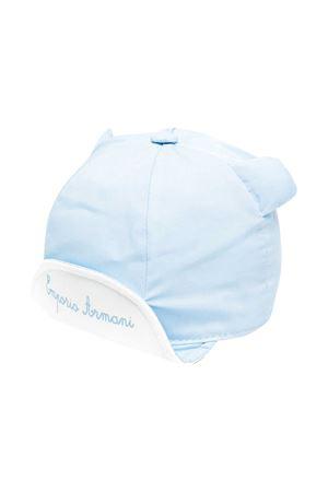 Cappello azzurro Emporio Armani kids EMPORIO ARMANI KIDS | 75988881 | 4041311P44200931