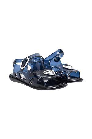 Sandali con applicazione Emporio Armani Kids EMPORIO ARMANI KIDS | 5032315 | XMPS02XOZ1200285
