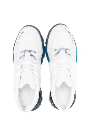 Sneakers bianche effetto sfumato Emporio Armani Kids EMPORIO ARMANI KIDS | 12 | XYX008XOI45Q116