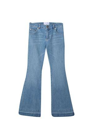 Jeans teen svasati Ermanno Scervino junior ERMANNO SCERVINO JUNIOR | 9 | ESFPA012CE50WSUNI14031TT