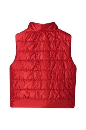 Padded teen vest with Fay Kids application FAY KIDS | 38 | 5O2122OX310409T