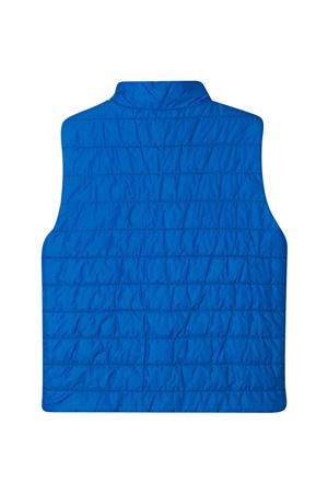 TEEN padded vest with Fay kids logo patch FAY KIDS | 38 | 5O2122OX310608T
