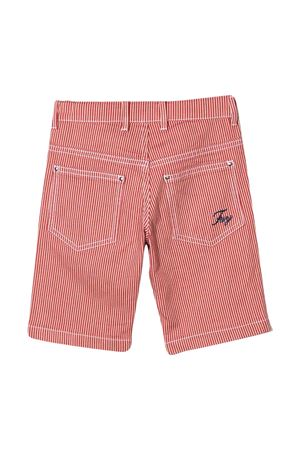 Bermuda a righe rosse Fay kids FAY KIDS | 5 | 5O6079OX060409BC
