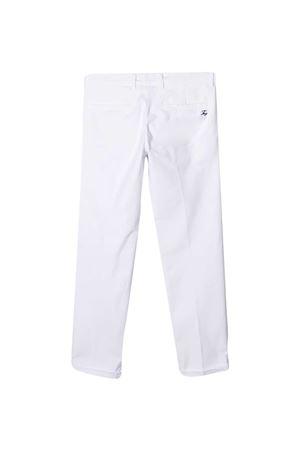 Pantaloni chino bianchi Fay kids FAY KIDS   9   5O6081OX050100B