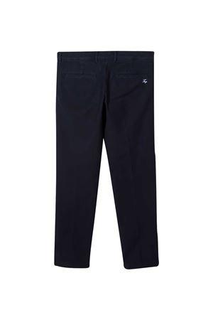 Pantaloni chino blu Fay kids FAY KIDS   9   5O6081OX050621B