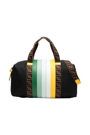 Fendi kids black bag FENDI KIDS | 31 | 8BH359AE64F1BX2