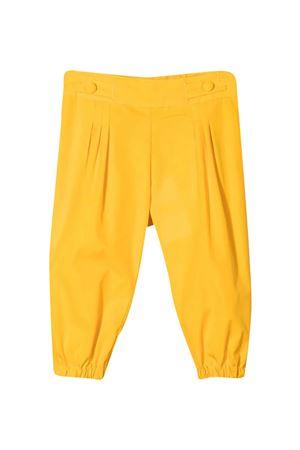 Pantaloni gialli Fendi Kids FENDI KIDS | 9 | BFF140AEXZF1BW2