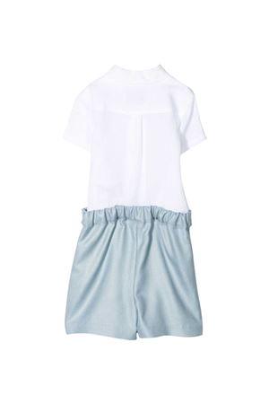 Fendi Kids two-tone baby suit FENDI KIDS | -1617276553 | BML119AEZBF1D3B
