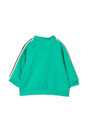 Green Fendi Kids jacket  FENDI KIDS | -108764232 | BUH023A69DF1CE7