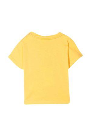 Fendi Kids yellow t-shirt  FENDI KIDS | 8 | BUI019AEXLF1BW2