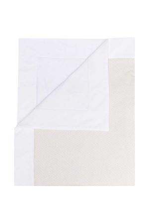 Fendi Kids beige blanket  FENDI KIDS   69164127   BUJ164AASJF19J5