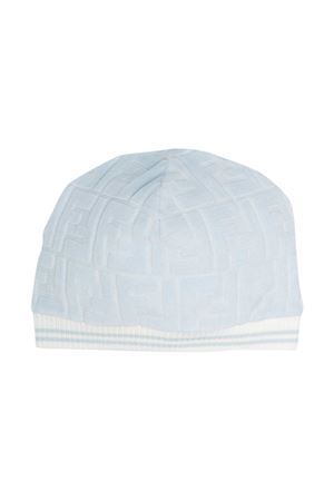 Fendi kids light blue cap  FENDI KIDS | 75988881 | BUP030ACA8F19J4