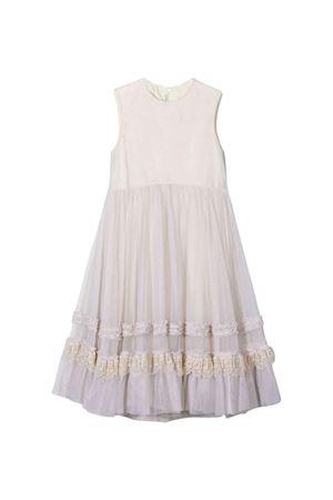 White Fendi Kids dress  FENDI KIDS | 11 | JFB446AEZFF0AU5