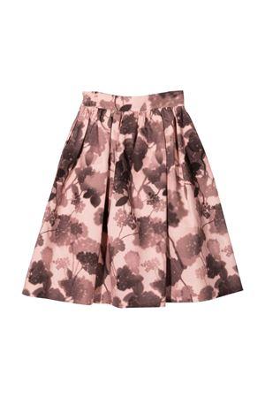 Flared teen skirt with flowers Fendi kids FENDI KIDS | 15 | JFE072AEZAF16WGT