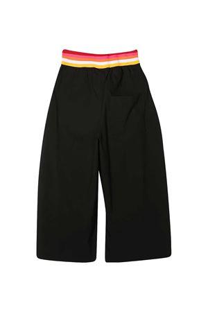 Pantaloni neri teen Fendi Kids FENDI KIDS | 9 | JFF225AAC3F0GMET