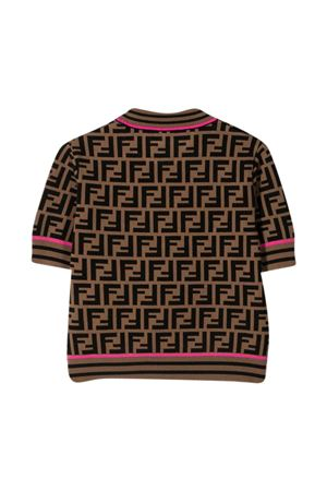 FF Fendi Kids T-shirt  FENDI KIDS | 40 | JFG069AEYDF1D8W