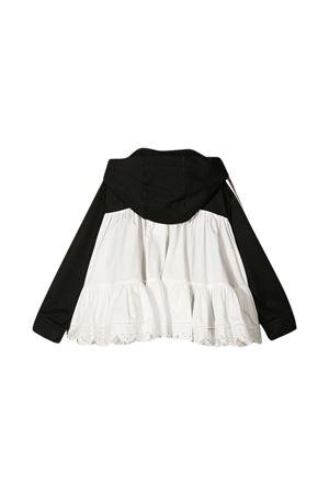 Fendi Kids black teen sweatshirt  FENDI KIDS | -108764232 | JFH112AEXJF0GMET