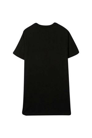 Black Fendi Kids t-shirt  FENDI KIDS | 5032307 | JFI225AEXLF0GME