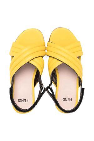 Sandali gialli Fendi Kids FENDI KIDS | 12 | JFR323AEGGF1D0U