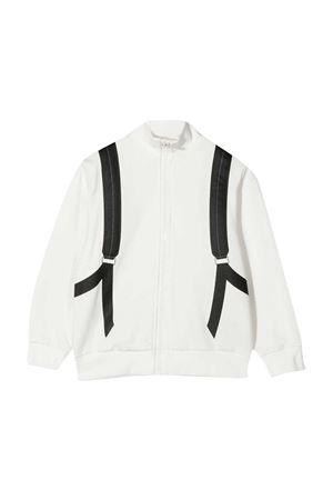 White teen Fendi Kids sweatshirt FENDI KIDS | -108764232 | JMH126AEY7F0TU9T