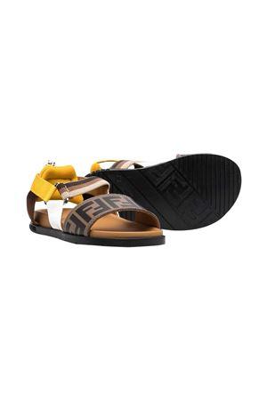FF Fendi Kids sandals FENDI KIDS | 12 | JMR341AEGKF1BPV