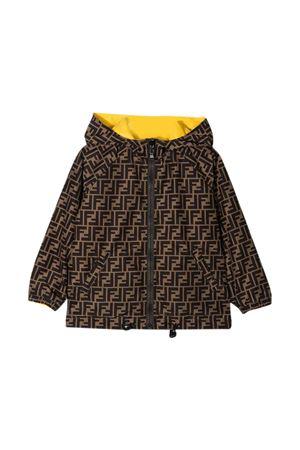 Yellow jacket Fendi Kids  FENDI KIDS | 13 | JUA092AEYCF1BW2
