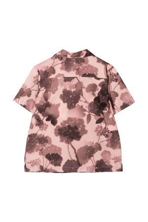 Fendi Kids teen floral shirt FENDI KIDS | 5032334 | JUC007AEZAF16WGT