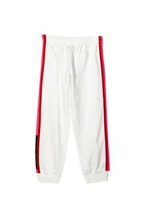 Pantaloni sportivi con banda laterale Fendi kids FENDI KIDS   9   JUF0305V0F1DEQ