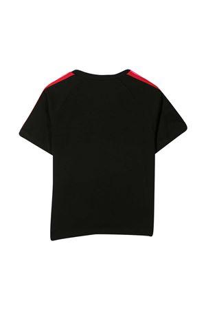 Fendi Kids black t-shirt  FENDI KIDS   8   JUI0157AJF1DET