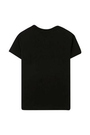 T-shirt nera Fendi Kids FENDI KIDS | 8 | JUI026AEXLF0GME