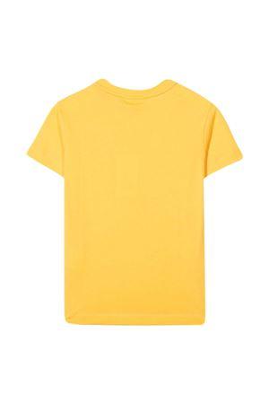 T-shirt gialla Fendi Kids FENDI KIDS | 8 | JUI026AEXLF1BW2