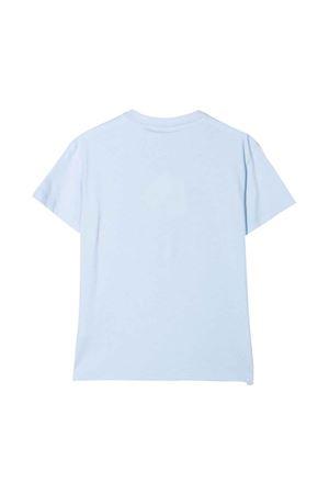 T-shirt azzurra Fendi Kids FENDI KIDS | 8 | JUI0287AJF1747
