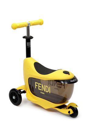 Monopattino giallo Fendi kids FENDI KIDS | 1901739980 | JUS010AF1LF1DPZ