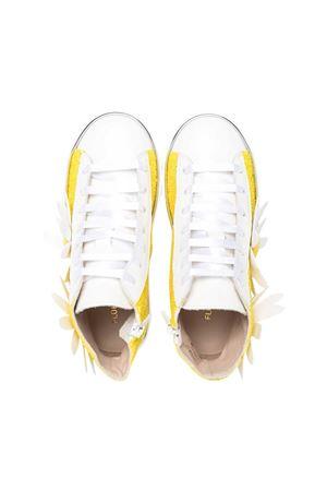 Sneakers gialle teen Florens FLORENS KIDS | 12 | F154230PT