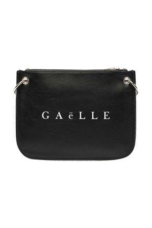 Clutch Romantica con stampa Gaelle Gaelle | 31 | 2746BAG0443BLACKT