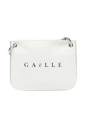 Clutch con stampa Romantica Gaelle Gaelle | 31 | 2746BAG0443WHITE