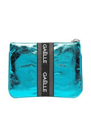 Clutch con logo Gaelle Gaelle | 31 | 2746BAG0446NORSEBLUE