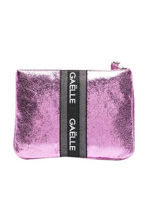 Clutch con stampa Gaelle Gaelle | 31 | 2746BAG0446ROSA