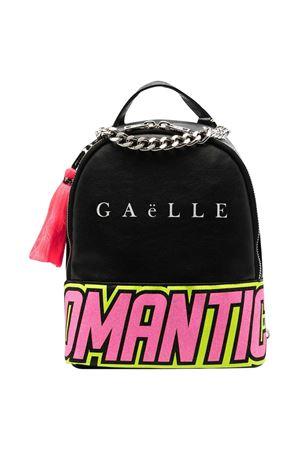 Zaino con stampa Gaelle Gaelle | 5032345 | 2746BP0444BLACKT