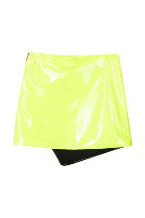 Gaelle asymmetrical mini skirt Gaelle | 15 | 2746G0331YELLOWFLUORESCENT