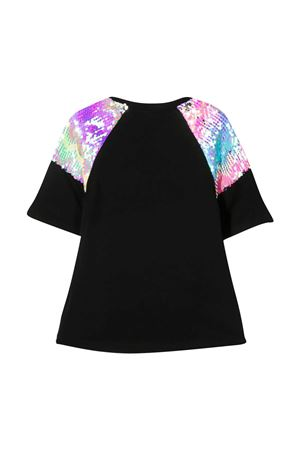 Gaelle sequin T-shirt Gaelle | 8 | 2746M0335BLACK