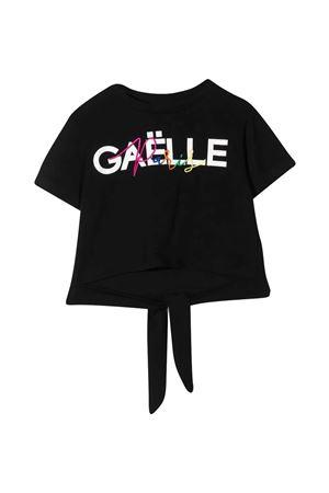 T-shirt teen con stampa Gaelle Gaelle | 8 | 2746M0341BLACKT
