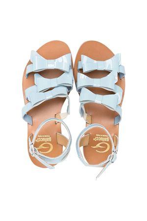 Gallucci Kids light blue sandals  Gallucci | 5032315 | J10021AT182602