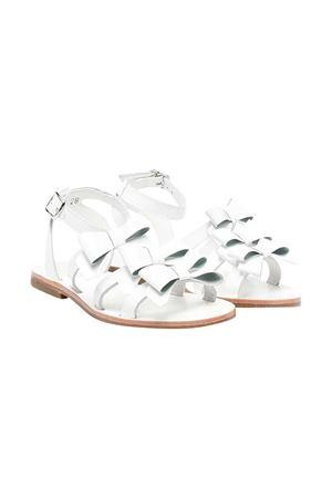 Sandali bianchi teen Gallucci Gallucci | 5032315 | J10021AT182T127T