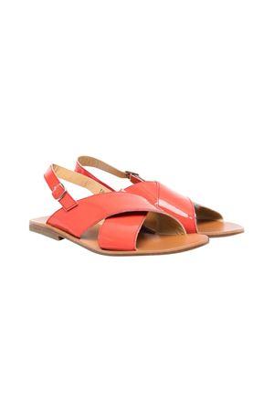 Gallucci Kids red sandals  Gallucci | 5032315 | J10087AT053300