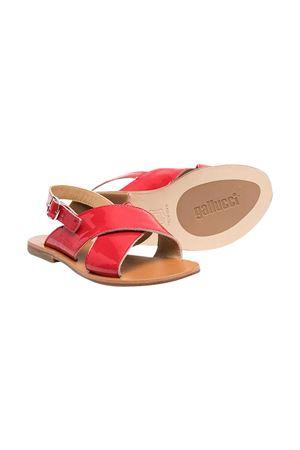 Gallucci teen red sandals  Gallucci | 5032315 | J10087AT053350T