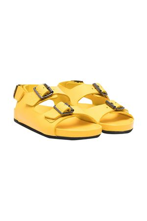 Gallucci teen sandals with yellow buckle Gallucci | 5032315 | J10090AMAND223T