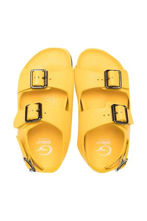 Gallucci sandals with yellow buckle Gallucci | 5032315 | J10090AMAND223